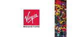Virgin Megastore - 100 AED - vCard